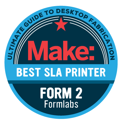 Formlabs Form 2 Test
