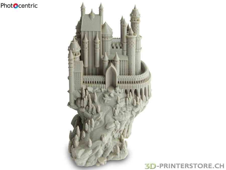 PhotoCentric3D Daylight Firm Resin - for high force model