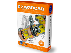 ZW3D CAD Level 1 Konstruktions-Software - Download
