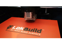 LokBuild 3D Print Surface 203 x 203mm