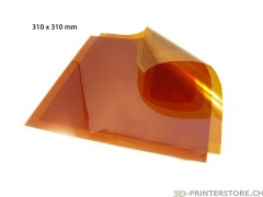 Kapton Folie 2-Pack  310x310mm / 0.18mm
