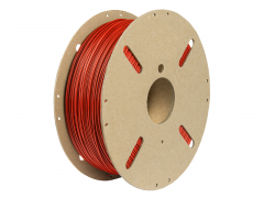 PLA Soft 3d Filament red 1.75mm 1kg