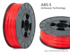ABS-S Spezial Filament 1.75mm rot, 1kg, AntiWarp