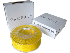 PLA ProFill Filament 1.75mm 1 kg yellow RAL 1023