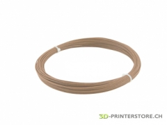 Wood ProFill PLA Filament Pine 1.75 - Sample 50gr.