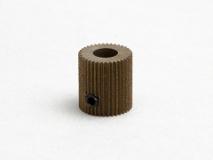CraftBot extruder gear