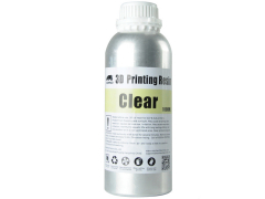 Wanhao 3D UV Resin water washable- 1l - clear
