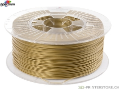 PLA Glitter Filament 2.85mm 1kg Aztec Gold