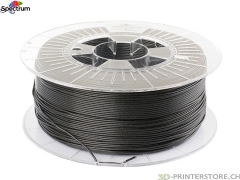 PLA Glitter Filament 2.85mm 1kg Volcano Grey