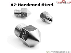 MK8 Nozzle A2 hardend Steel 0.4mm