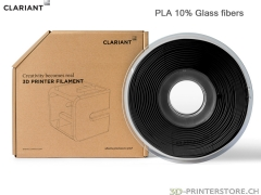 Clariant PLA-HI-GF10 black 1.75mm 1kg