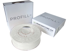 ABS ProFill Filament 1.75mm 1 kg white RAL 9003