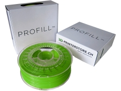 PLA ProFill Filament 1.75mm 1 kg apple green RAL 6018